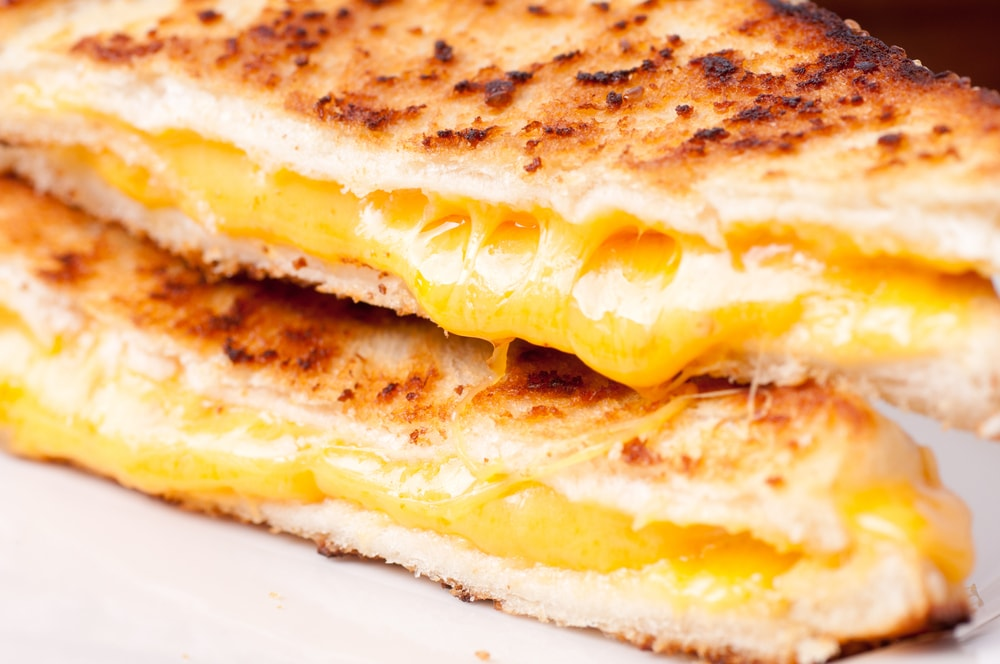 Grilled Chesse Sandwich Recipe