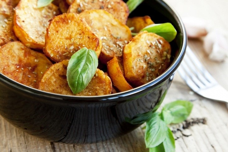 Air Fryer Potatoes Recipe