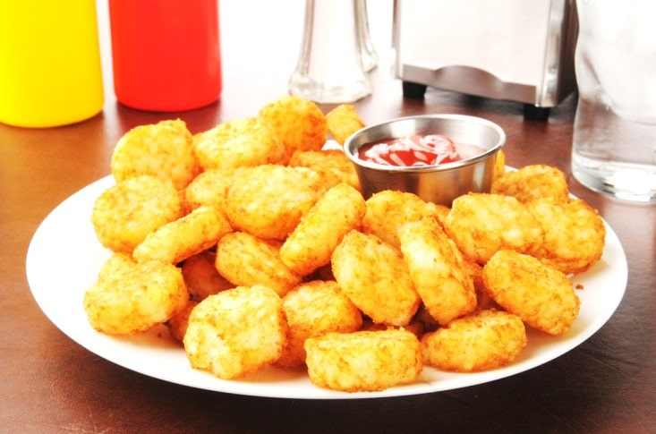 Chicken and Potato Nuggets Recipe