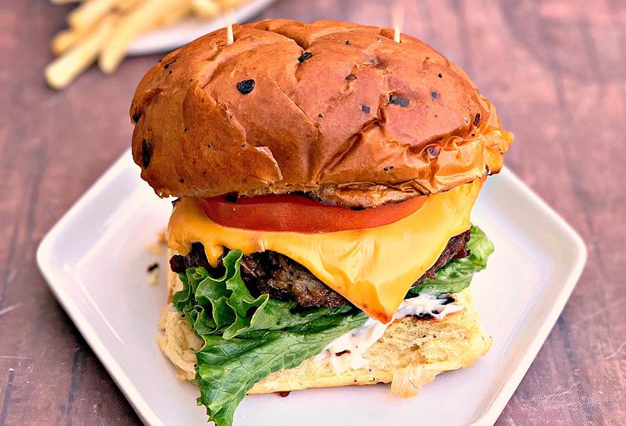 Beef Burgers Recipe